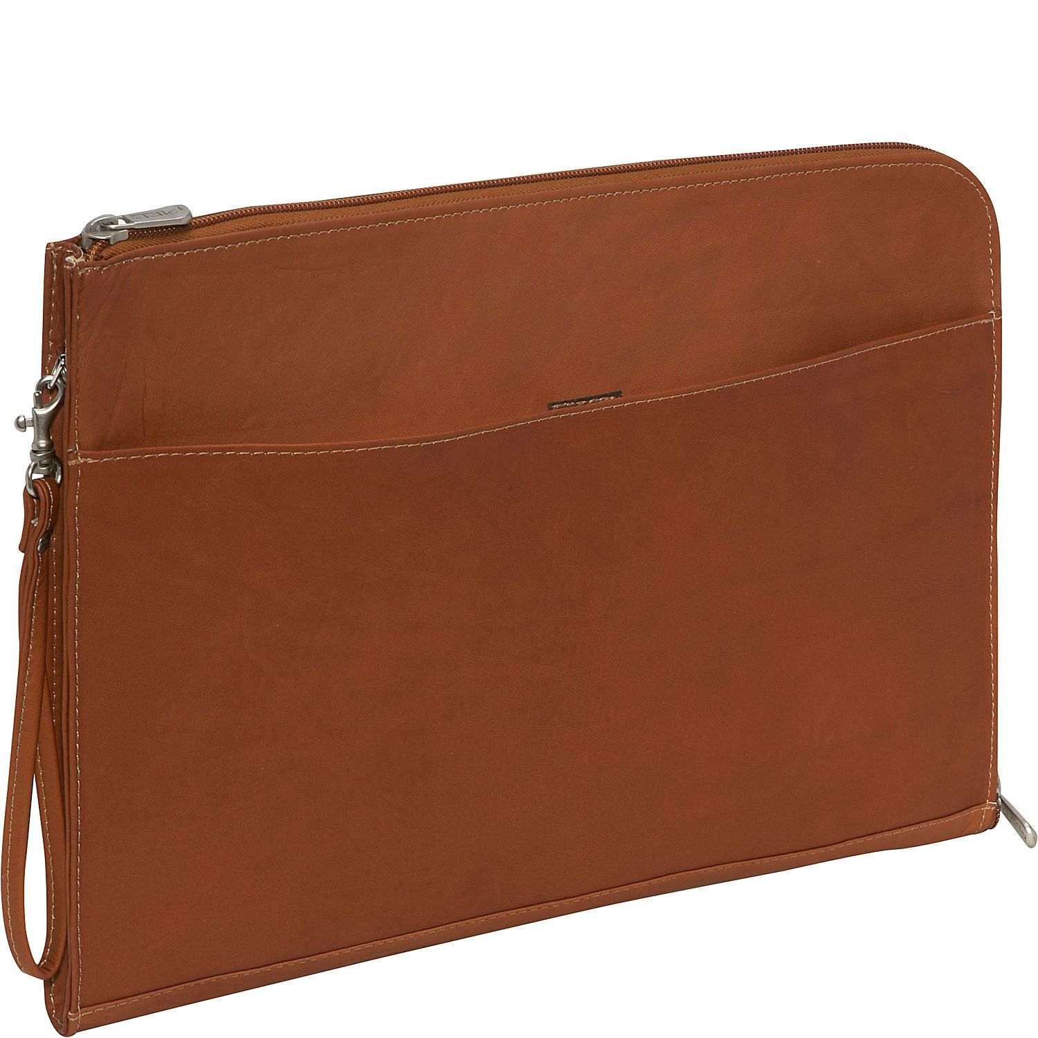 I bought this envelope for my laptop and I recommend it to anyone who loves quality leatherhttp://www.ebags.com/brand/piel