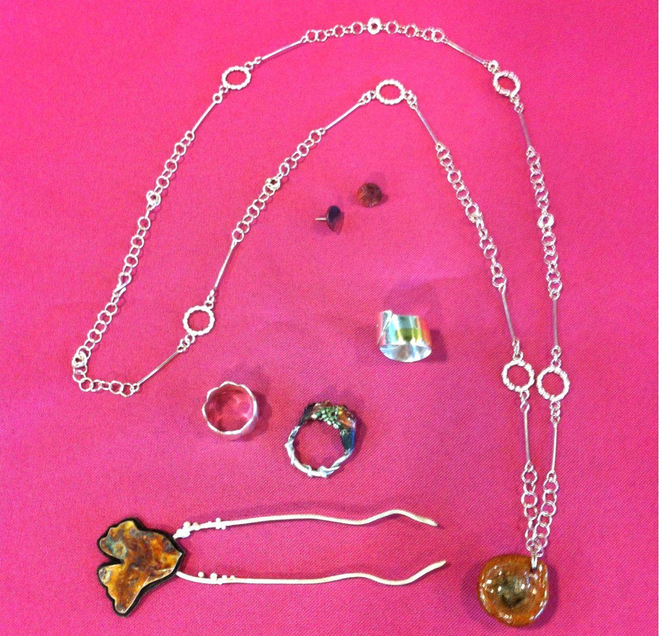 Kristina Albright 2014 - Jewellery Certificate
