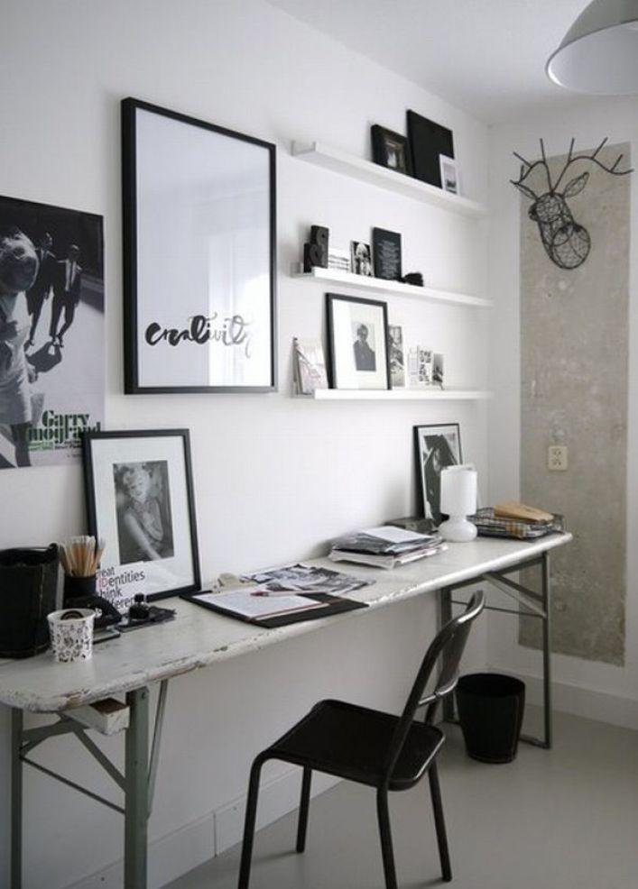 10 Home Office Decor Ideas
