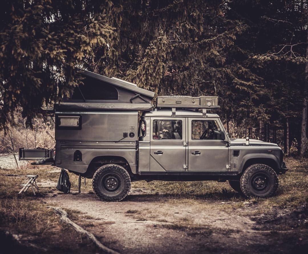 Best Overland Vehicles >> Markus Wollenberger The Defender 130 Is One Of The Best Overland
