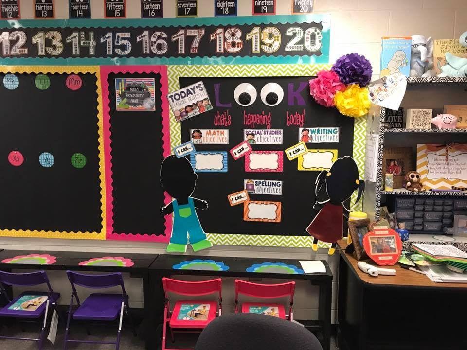 School Bulletin Boards Classroom Management Behavior Pin