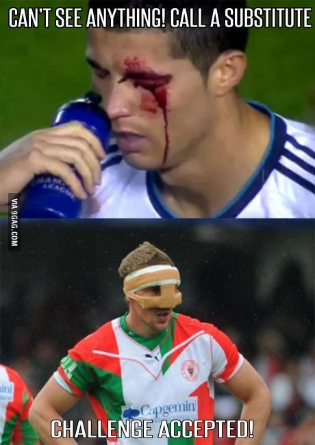 Soccer Vs Rugby Rugby Memes Rugby Vs Football Rugby Jokes