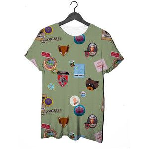 Wes Anderson Collection Volume 1 Tee