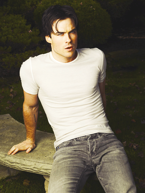 SUMMER CRUSH! Gorgeous Ian Somerhalder is our latest crush. Who do you think should be our next and final summer crush?