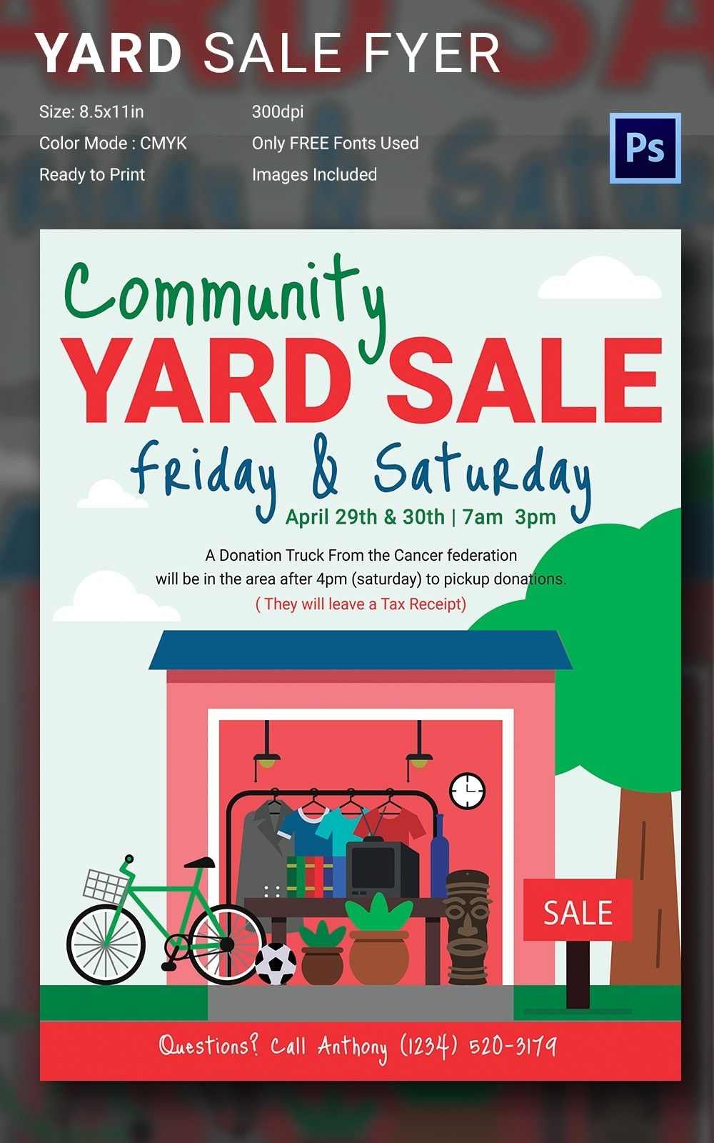 Yard Sale Flyer Template Why Is Yard Sale Flyer Template