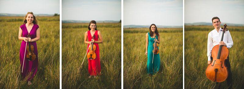 19++ String quartet wedding cost information