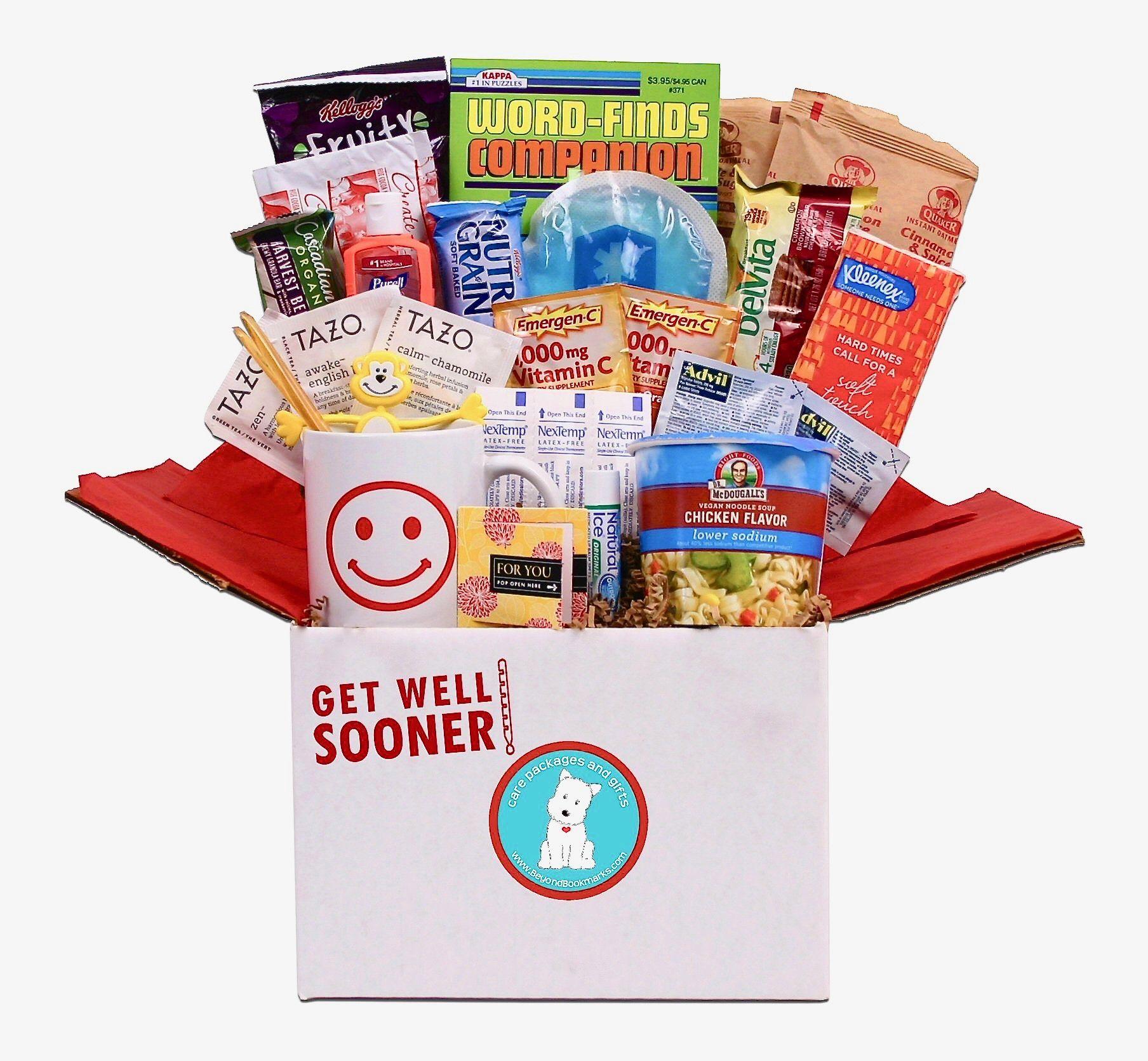 Get Well Sooner   Beyond Bookmarks - Kids, Tweens, and Teens Care