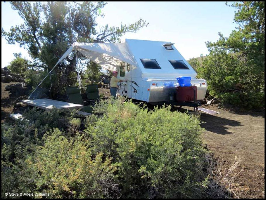 Flagstaff T-series awning alternative   Camping trailer ...