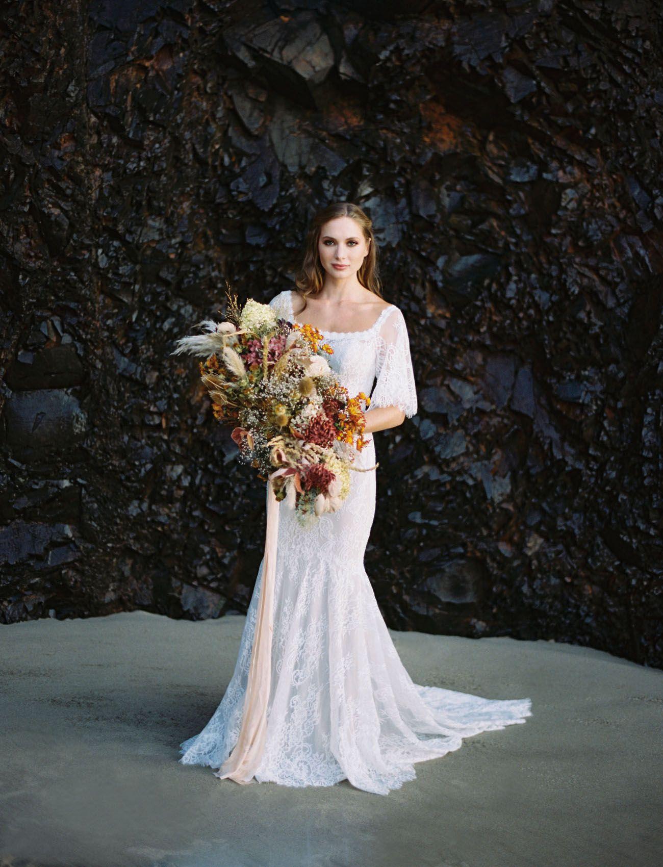 Wilderly bride free spirited boho wedding dresses by allure bridals
