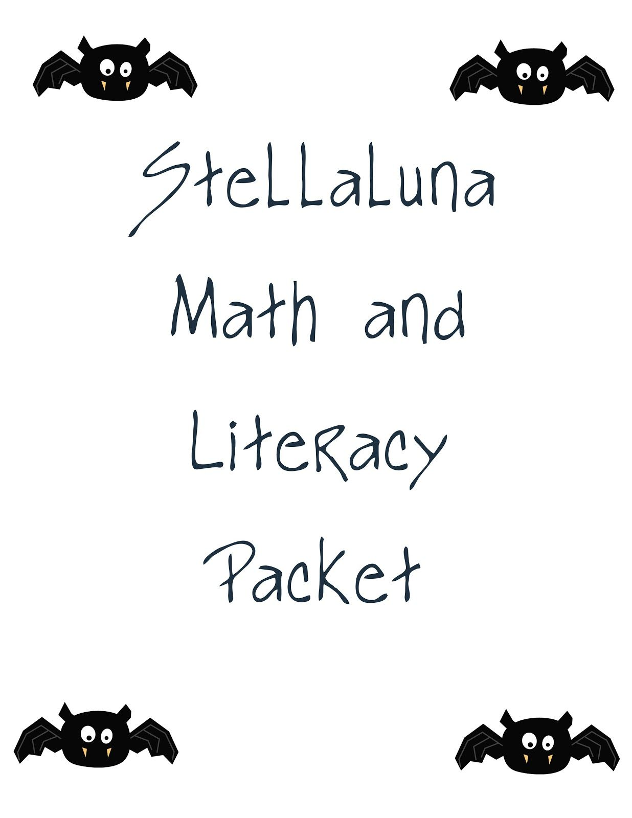 Teacher Talk Stellaluna