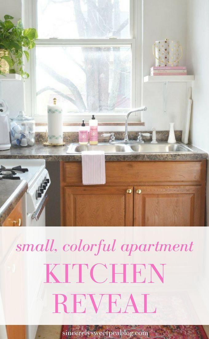 Apartment Kitchen Reveal