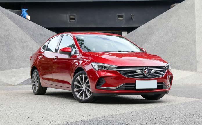 2020 Buick Verano China Spec Buick Verano Buick Product Launch