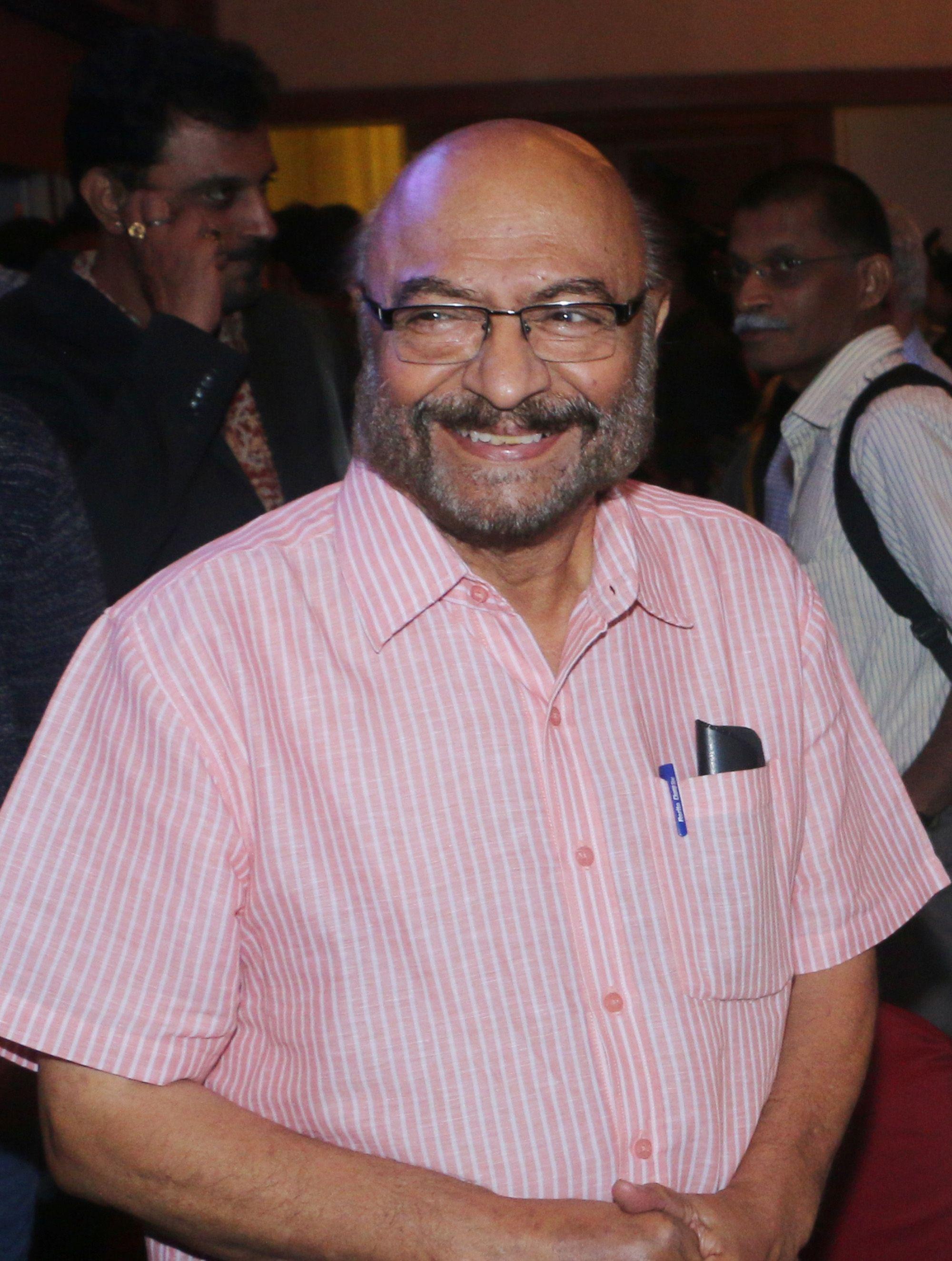Govind Nihalani at the release of Film Heritage Foundation