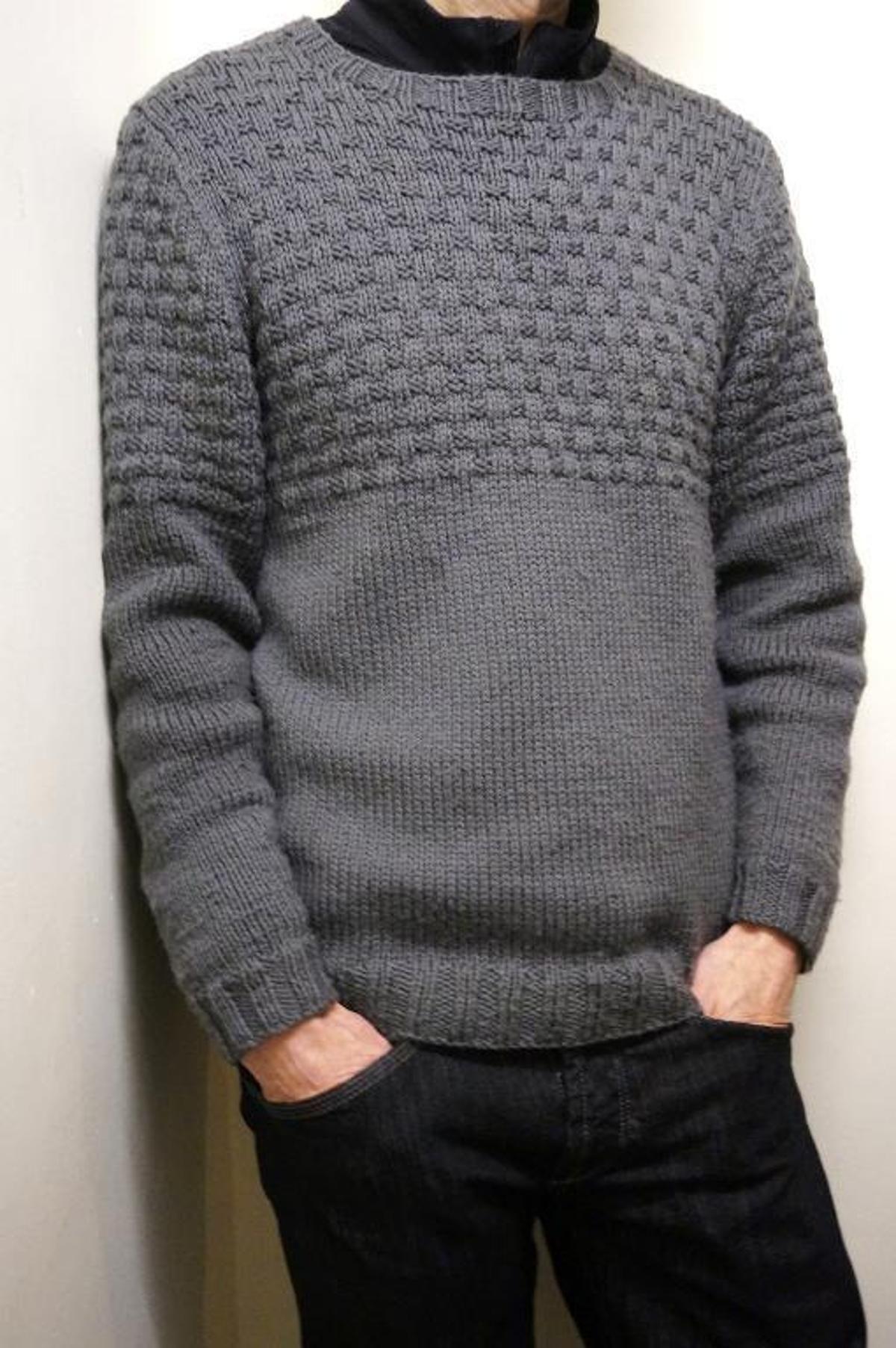 Finsbury Park Sweater | Craftsy | knitting patterns ...