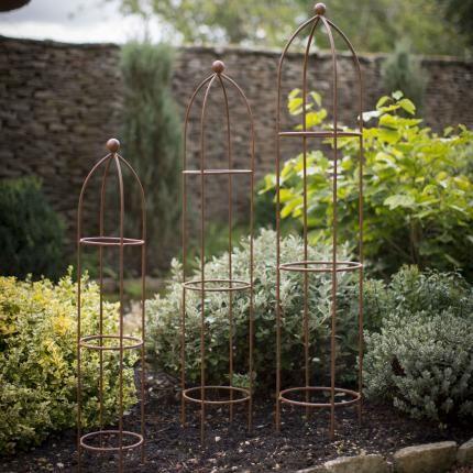 Gavin Jones Barrington Plant Support   Obelisk X3