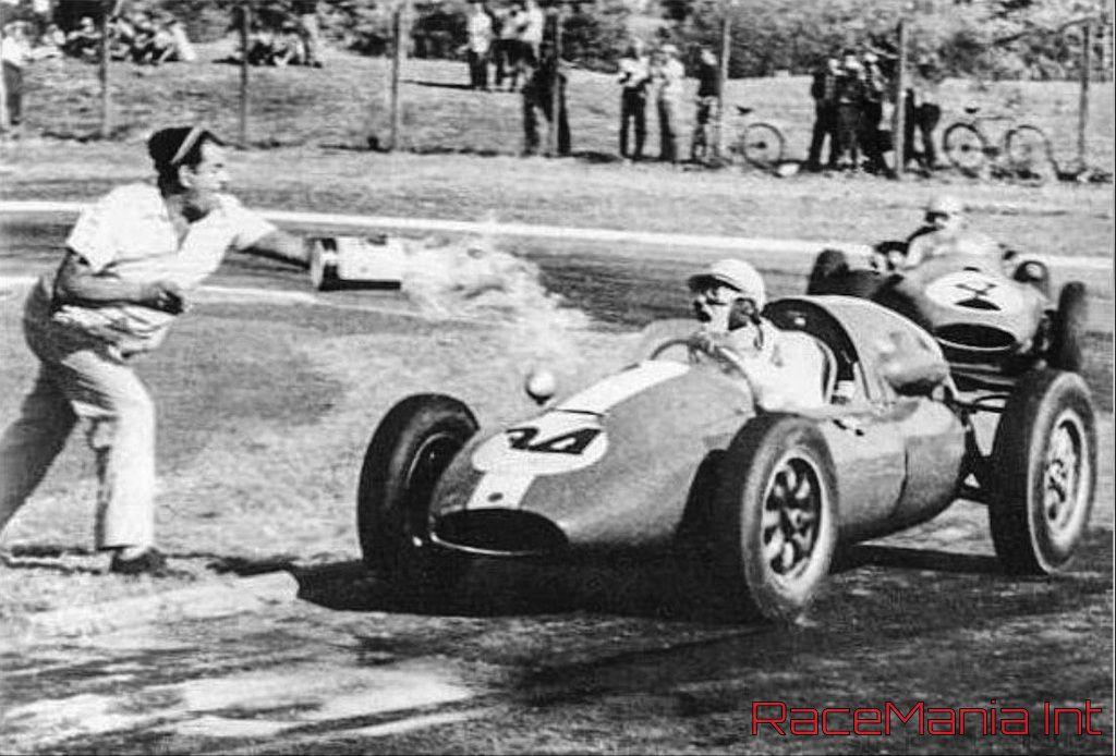 Formula 1 Pistetilanne