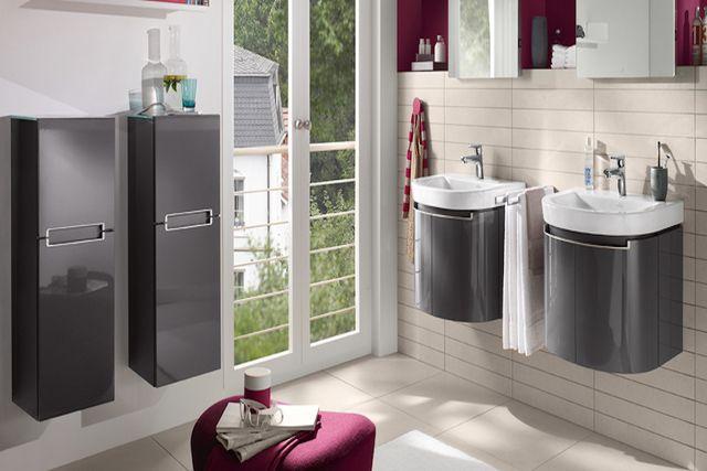 Tendencias baño 2015 muebles minimalistas y