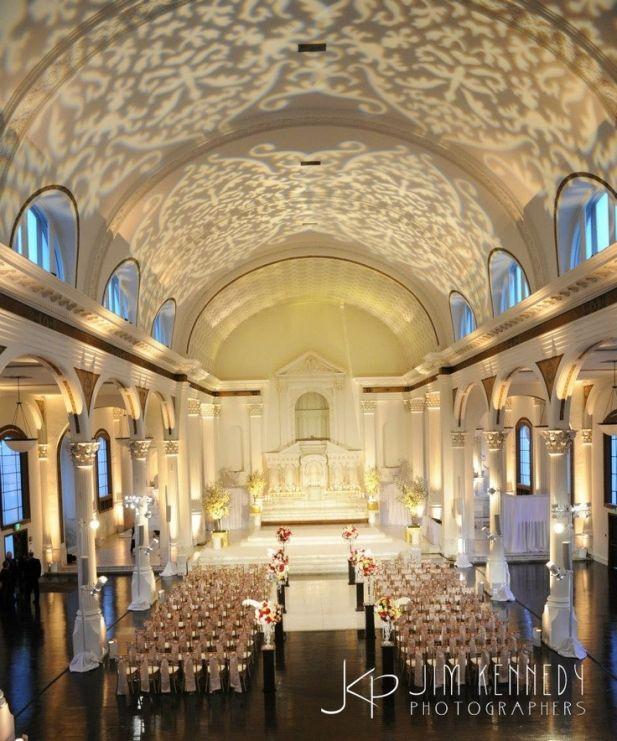 Indoor Wedding Ceremony Brampton: 14 Indoor Wedding Ceremonies