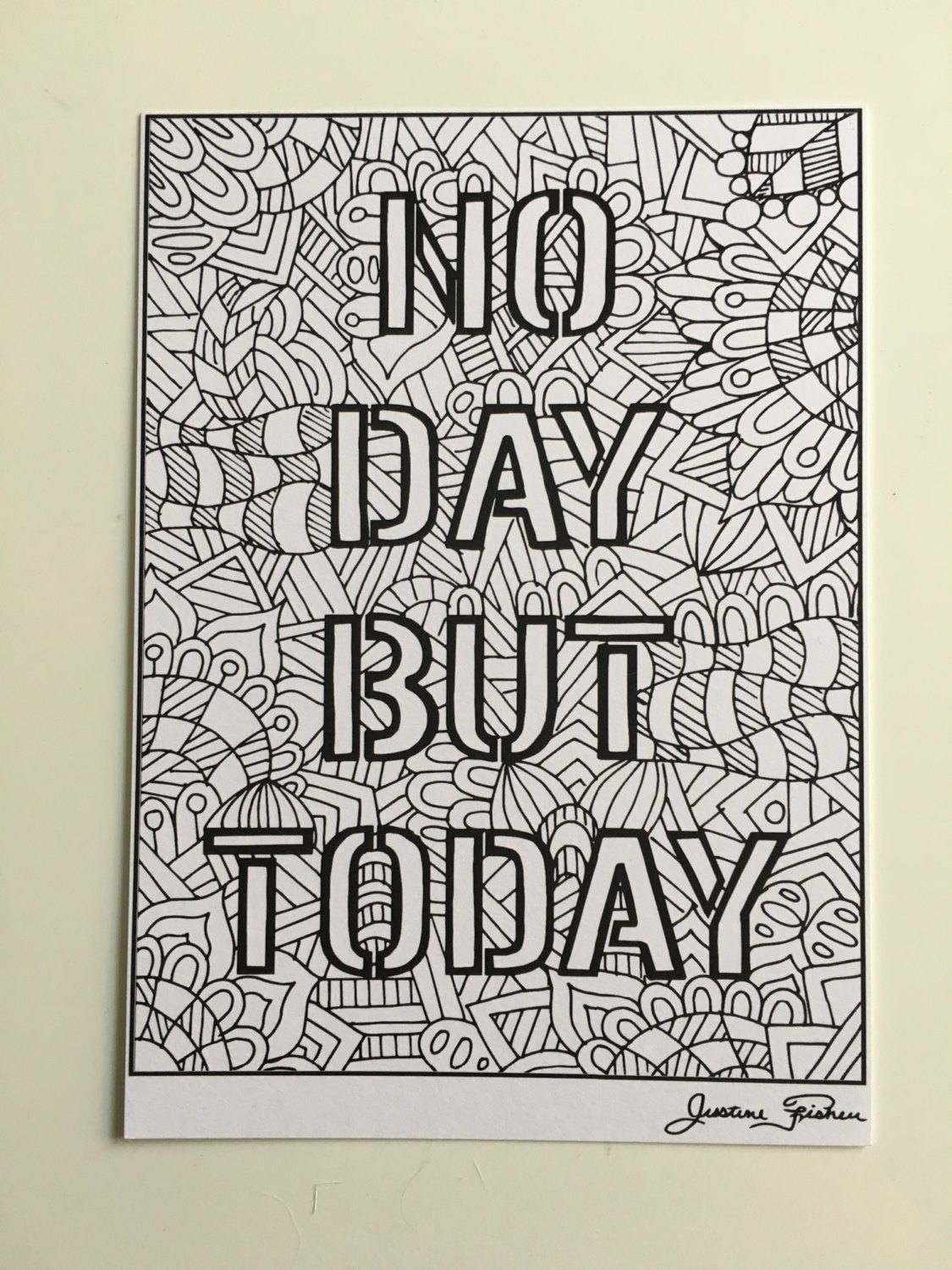 RENT No Day But Today Broadway Coloring Pages Musical | Color me ...