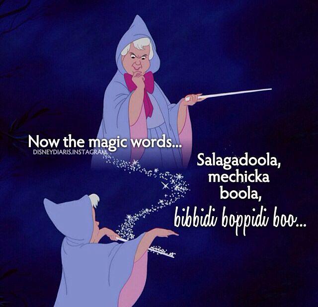 Cinderella Disney Princess Quotes Cinderella Fairy Godmother
