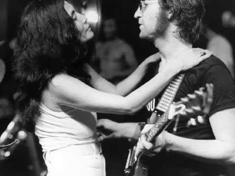 John Lennon Stand By Me Hd John Lennon Yoko Ono John Lennon And Yoko John Lennon