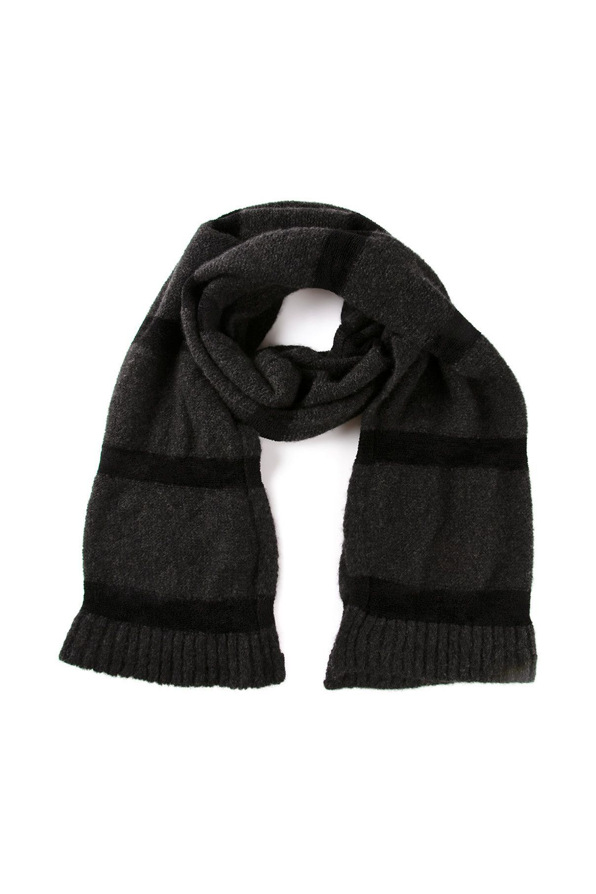 {Faliero Sarti / 05 accessory / 02 scarf} Now Stripe Scarf