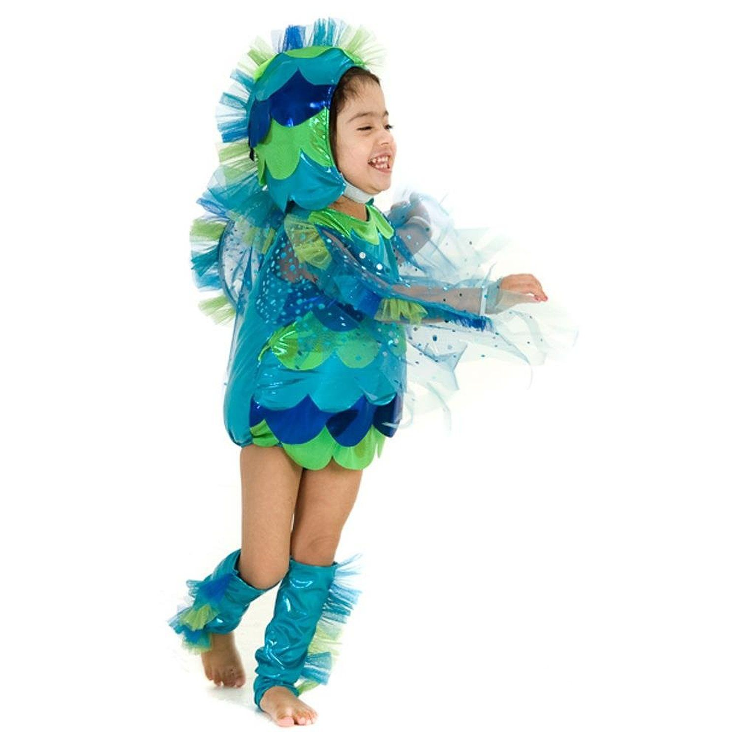 amazoncom toddler beta fish costume 2t clothing accessories novelty special use costumes - Kids Halloween Costumes Amazon