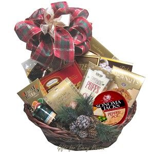 Home For The Holidays Christmas Gift Baskets Delivered Across