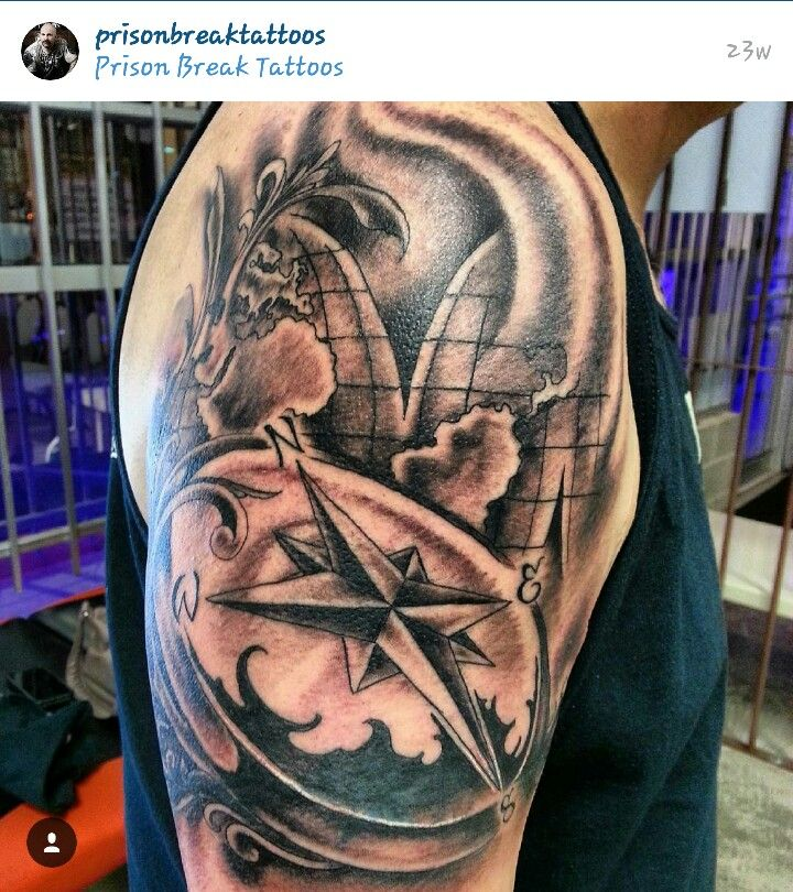 Tattoos From Prison Break Tattoos In Houston Tx My Favorite Shop