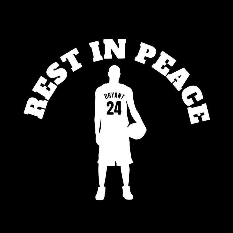 Rest In Peace Bryant 24 Kobe Bryant Kobe Bryant 24 Kobe Bryant Svg Black Mamba Svg Kobe Bryant Kobe Bryant Png Kobe Bryant T Shirt Design For Sale Buy T Shir Kobe Bryant Kobe Bryant 24 Kobe