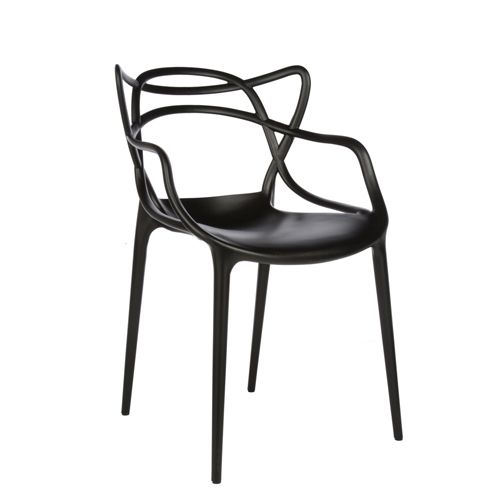 Modern Leisure Garden Replica Stackable Dining Chair Outdoor PP Plastic  Eames Chair   China Office Chairs