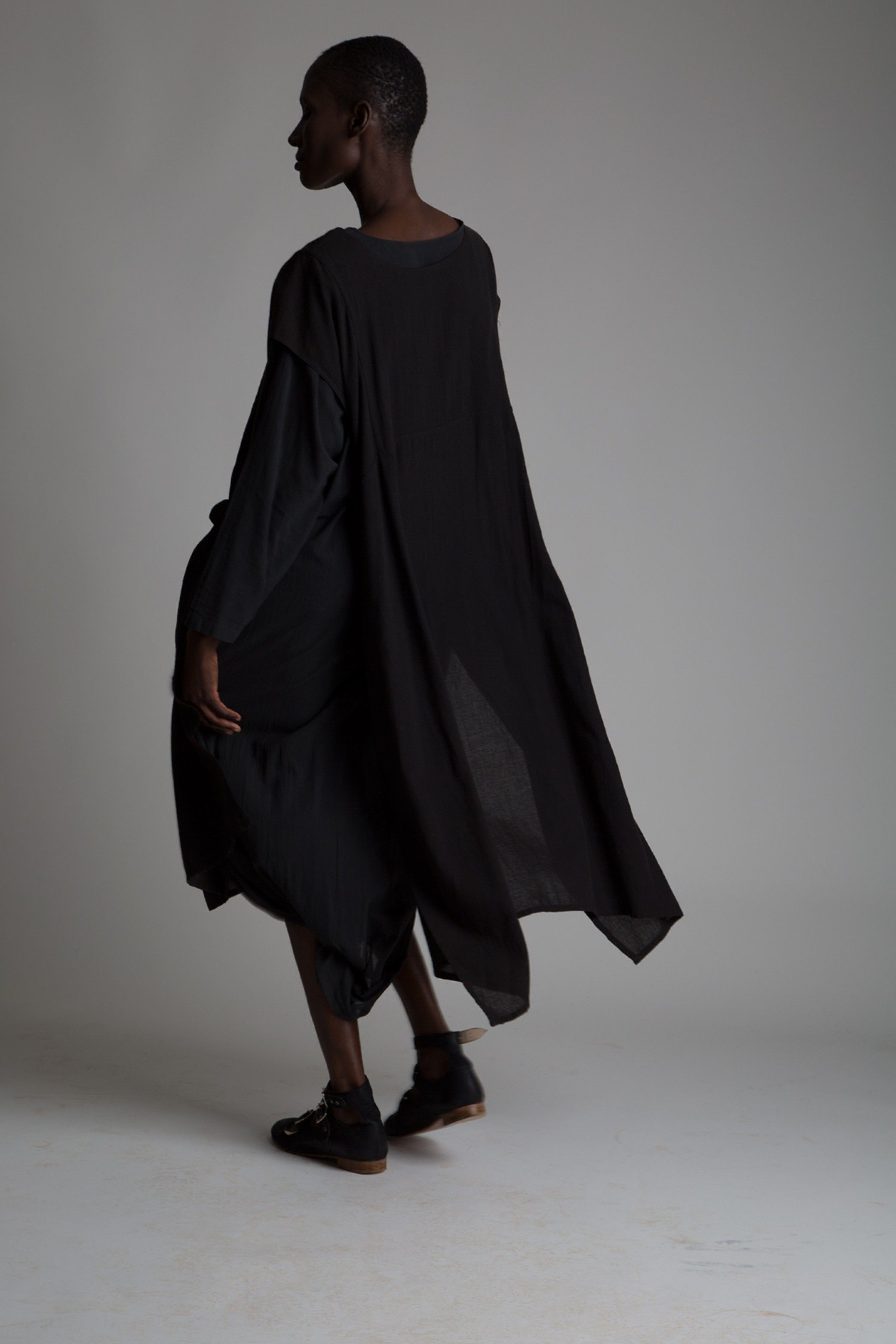 Clothing By Baking It In An Oven By Issey Miyake: Vintage Issey Miyake Plantation Dress