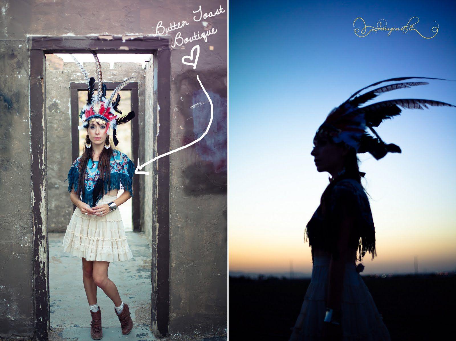 native american fashion shoot | The Toast: Desert Vagabond.