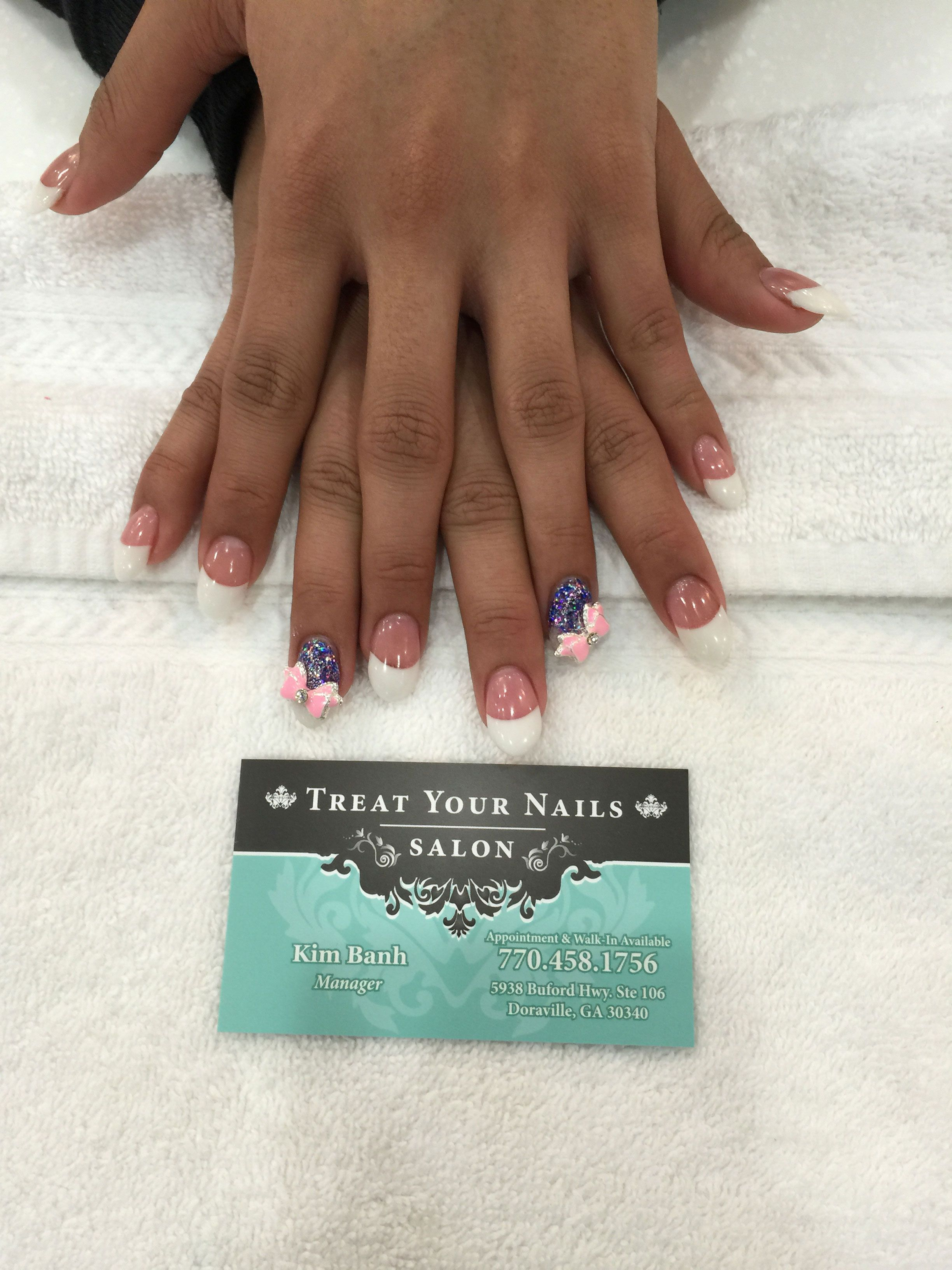 Solar nails start at $40 For a full set, $25 for a fill in. For more ...