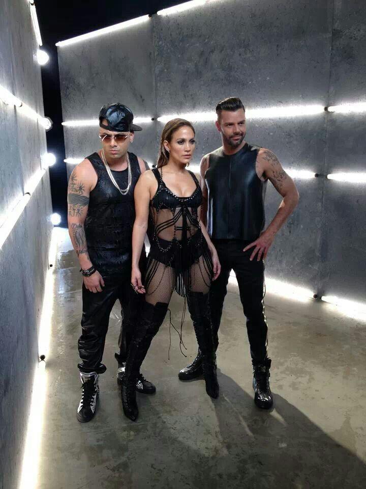 Wisin, J lo y Ricky Martin : Adrenalina