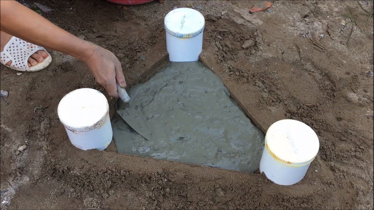 Diy beautiful and unique the most creative cement