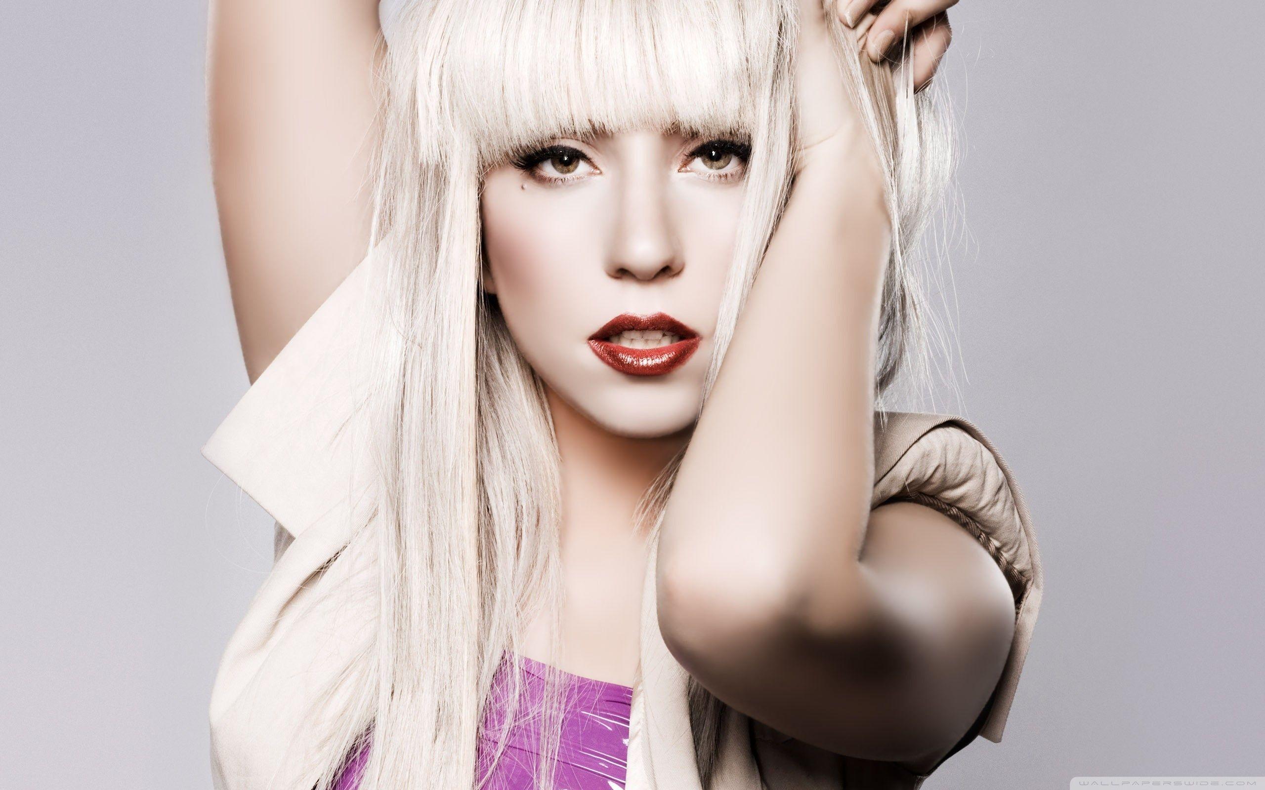 Lady Gaga HD desktop wallpaper Widescreen High Definition