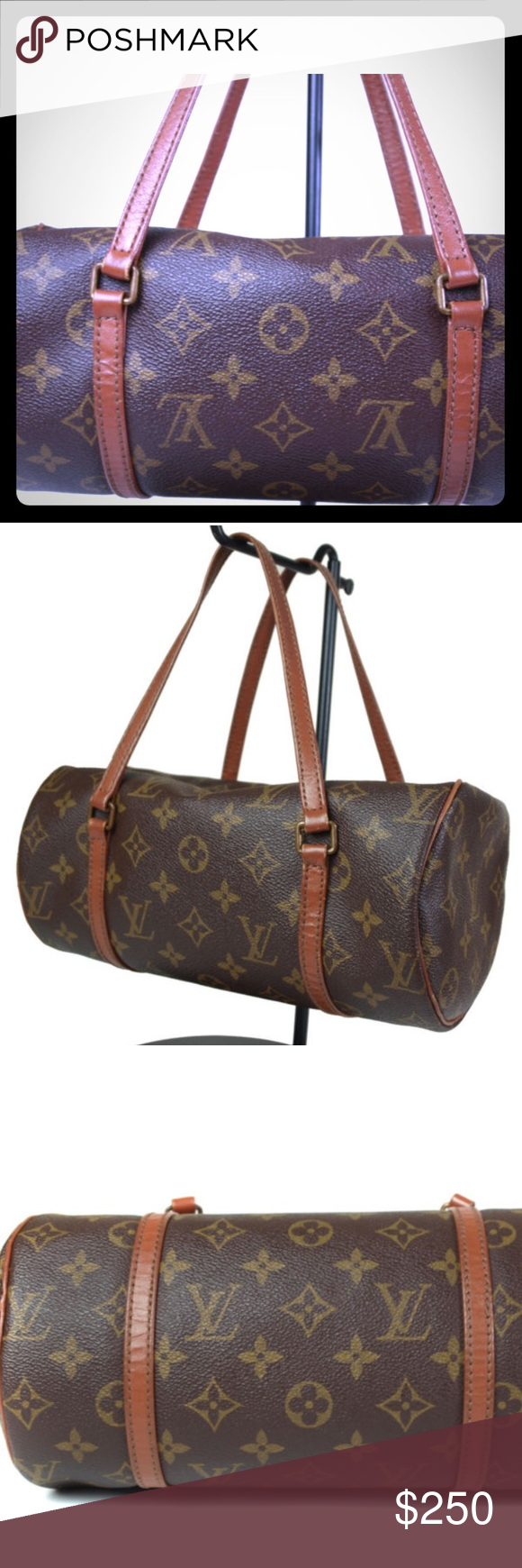 Authentic lv papillon 26 Nice condition everything shown in pics very nice Louis Vuitton Bags Mini Bags