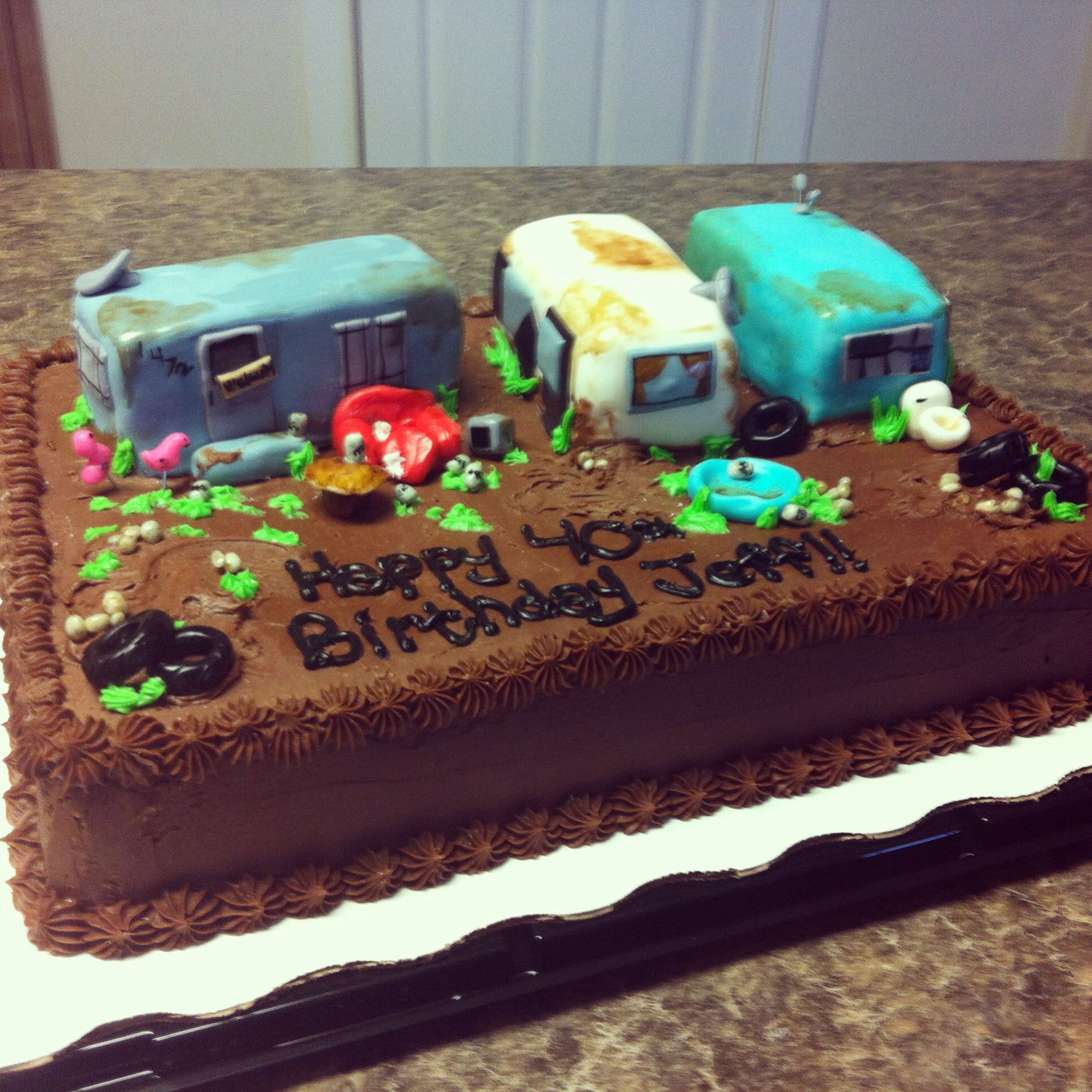 white trash wedding cake white trash trailer park cake my cakes 27327