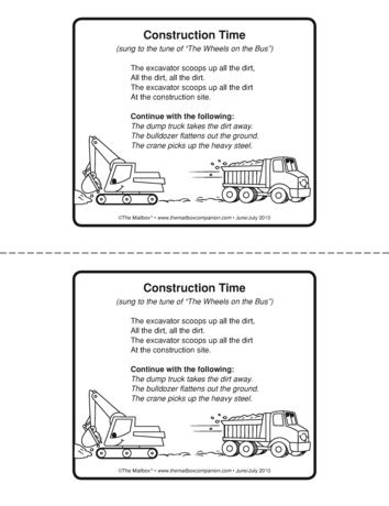 construction time lesson plans  the mailbox with images