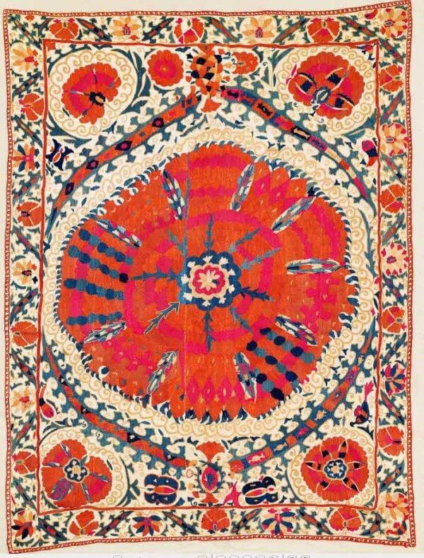 All central asian textiles for sale suggest you