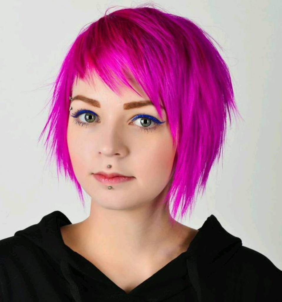 30 deeply emotional and creative emo hairstyles for girls in
