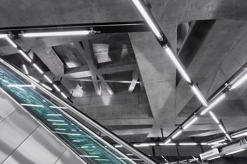 Szent Gellért Tér Station, Budapest, Hungary   Sopra Architects