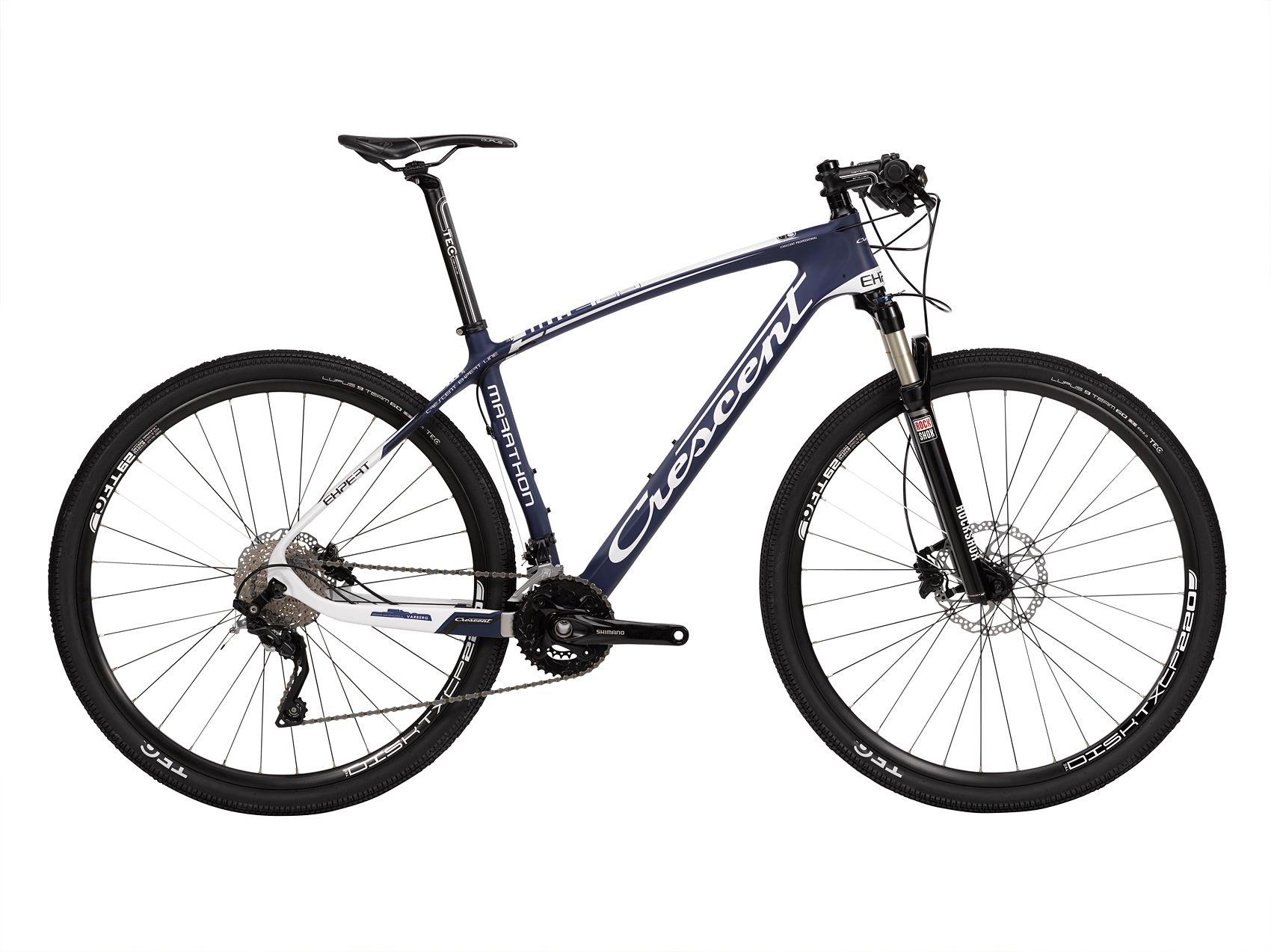 crescent triathlon cykel