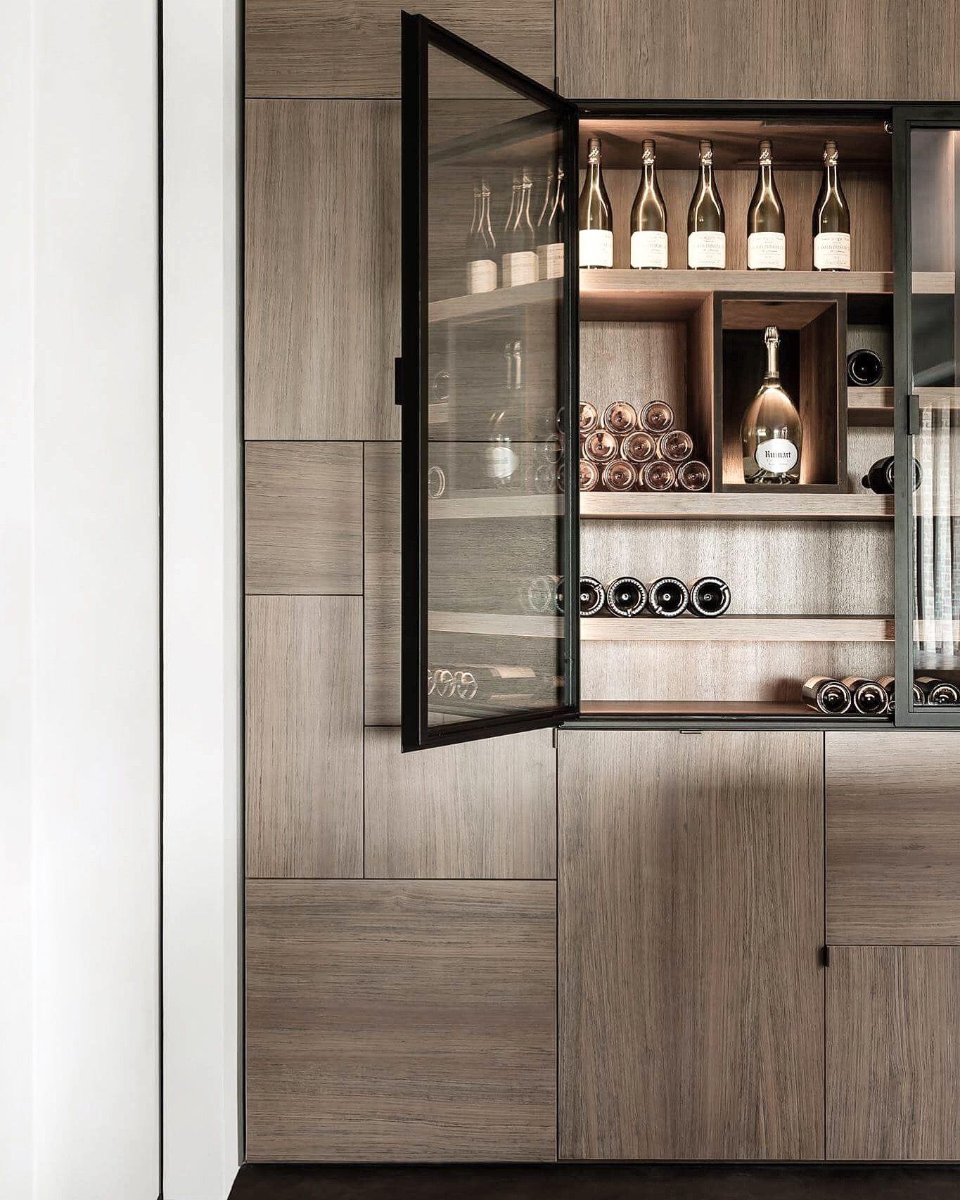 Coworking Paris Etoile Modern Bar Cabinet Bars For Home Home Bar Designs