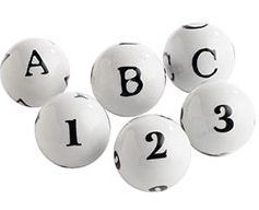 Black And White Decorative Ceramic Balls Knockoff Pier 1 Letter Balls  Silhouettes Tutorials And Sharpies