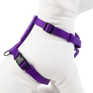 Top Paw Gunmetal Core Adjustable Dog Harness Dog Harness