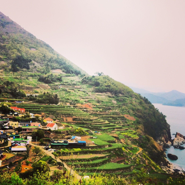 다랭이마을 (Darangee Village)