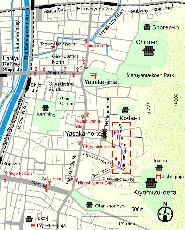 kyoto travel map, kyoto transportation map, kyoto japan map of districts, kyoto bus tour map, kyoto cycling map, tokyo walking map, kyoto airport map, kyoto shopping map, kyoto sightseeing map, kyoto attractions map, on kyoto walking tour map