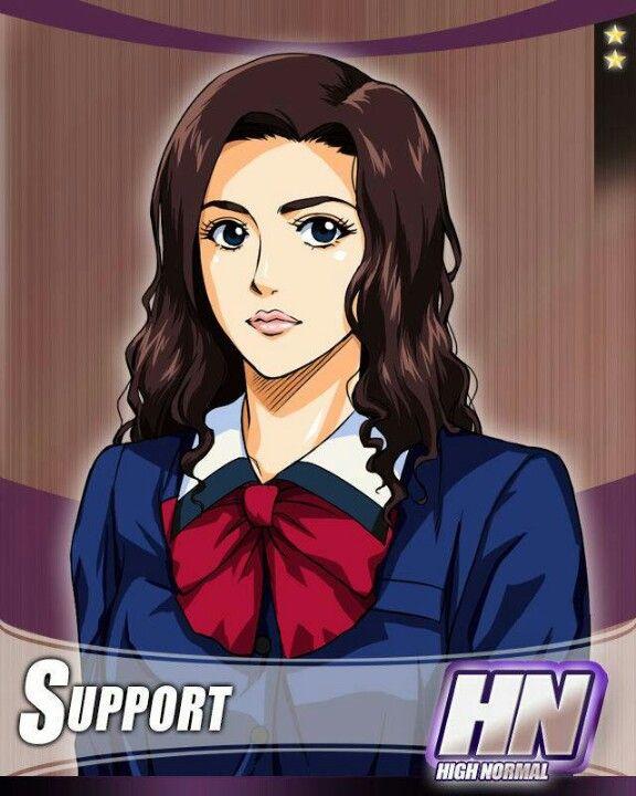 Ayako Card Too Slam Dunk Slam Dunk Anime Slam Dunk Y